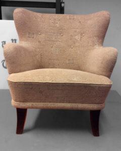 Vanhan tuolin uudelleenverhoilu ja kunnostus | Sisustusverhoomo Wanhat Toolit - Pori